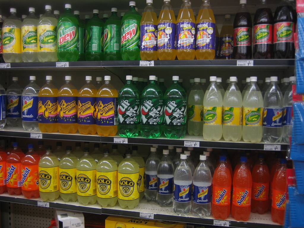 Soft_drink_shelf