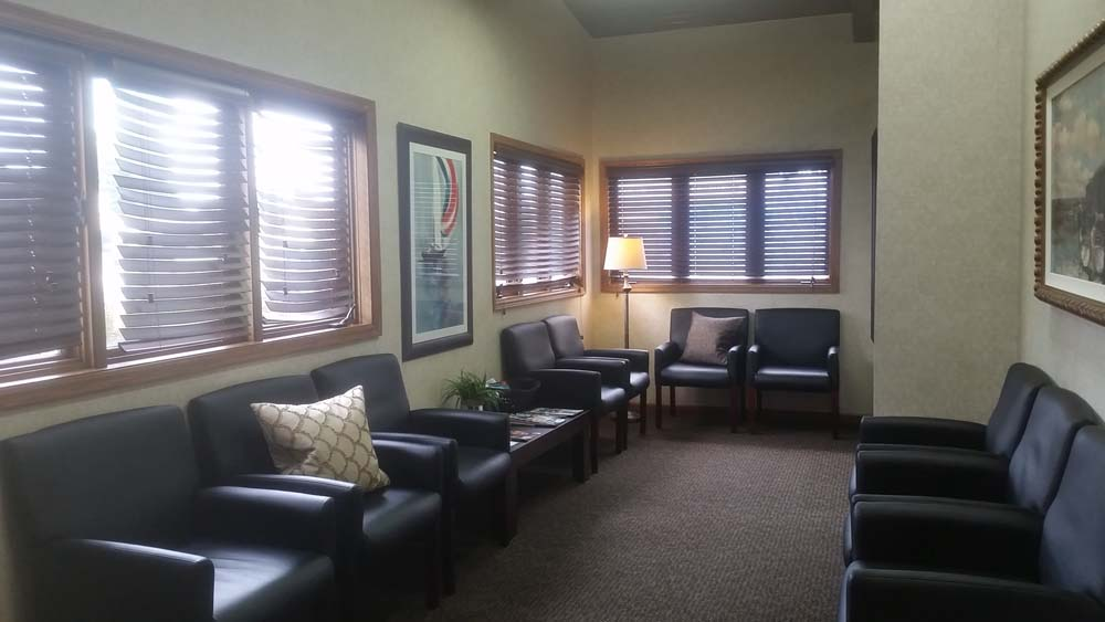 Minneapolis Office - Lobby