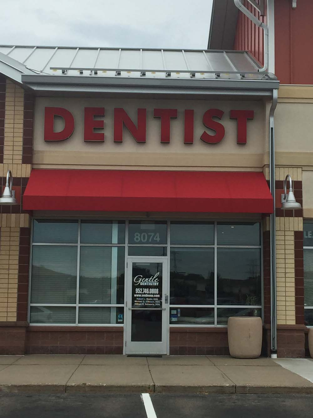 Shakopee Office - Gentle Dentistryy