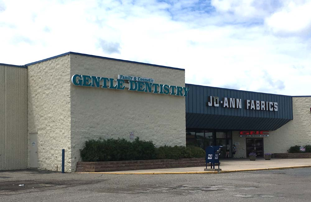 Gentle Dentistry – Hutchinson Office