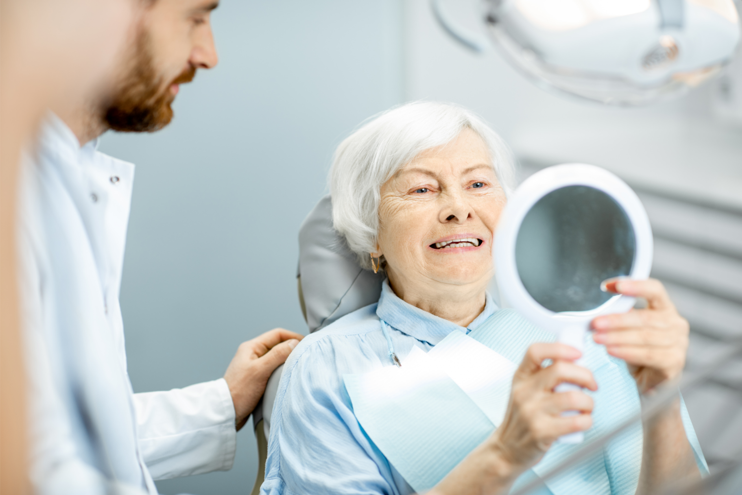 The Importance of Dental Care for Seniors